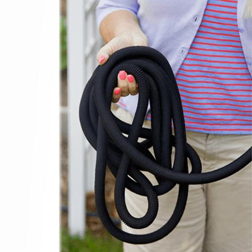 Revolutionary Expandable 100Ft Garden Hose - Black