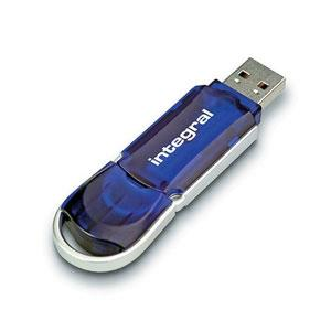 Integral 32GB Courier USB Flash Drive - 12MB/s