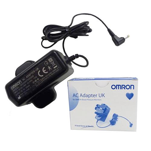 Omron Positive Adapter Mains AC for Blood Pressure Monitors (9983666-5)