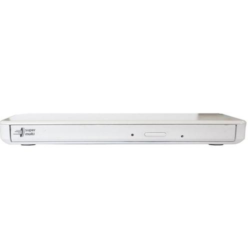 LG 8x USB 2.0 Portable Slim DVD-RW - White