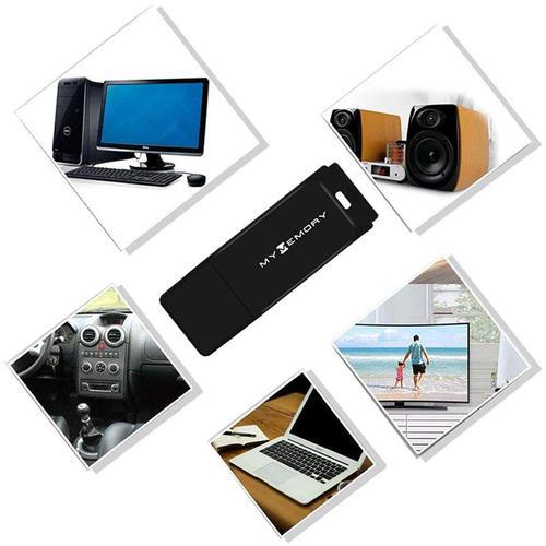 MyMemory 64GB Elite USB 2.0 Flash Drive
