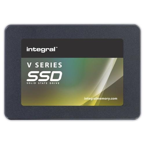 Integral 240GB V Series SATA III SSD Drive - 500MB/s (Version 2)