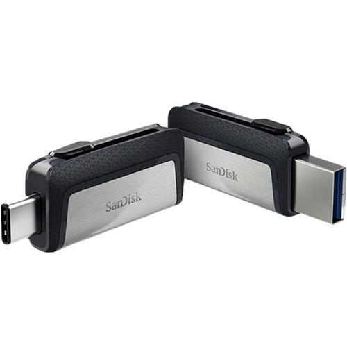 SanDisk 256GB Type-C Ultra Dual USB Drive