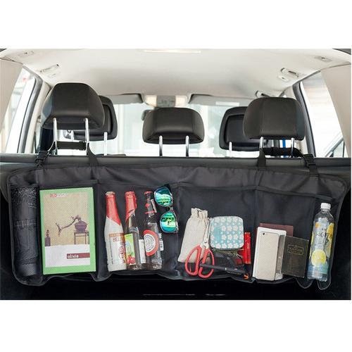 Car Seat Organiser - Black