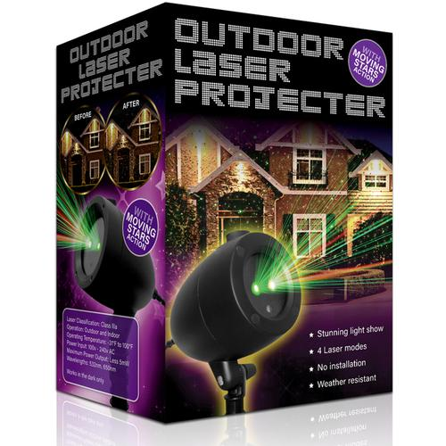 The Source Outdoor Projection Laser