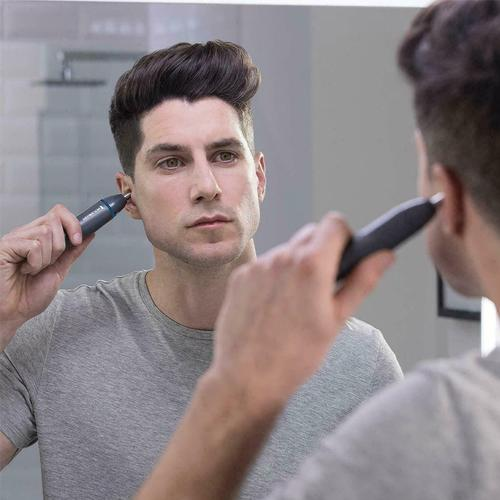 Remington Nose & Ear Precision Facial Hair Trimmer For Men Showerproof Nano Series RE-NE3850