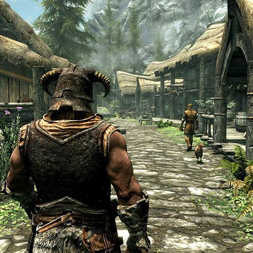 Elder Scrolls V: Skyrim Special Edition (Sony PS4)