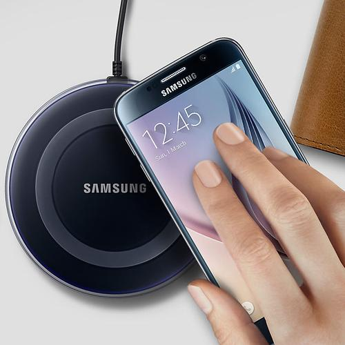 Samsung 5W Wireless Fast Charging Pad - Black (Refurbished)