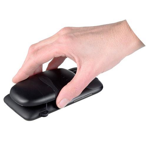 Energenie Genie Universal Micro USB Power Bank Ladegerät - Schwarz