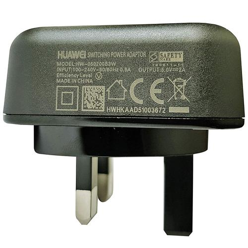 Huawei 5V 2.1A Fast Wall Charger- Black