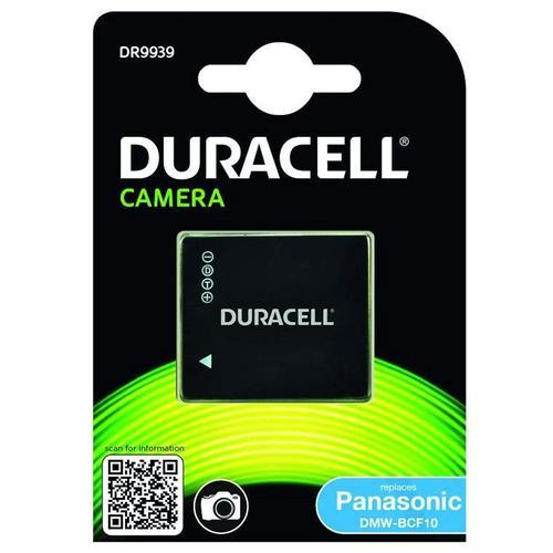 Duracell Panasonic DMW-BCF10 Digital Camera Battery 3.7V 700mAh