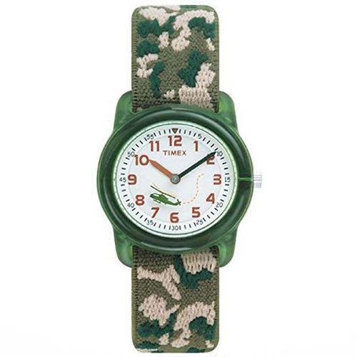 Timex Kidz Camouflage Analog Watch