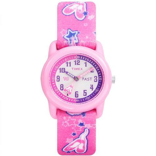 Timex Kidz Tutu Ballerina Time Teachers Watch
