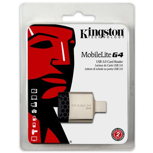 Kingston MobileLite G4 USB 3.0 Muti-Card Reader