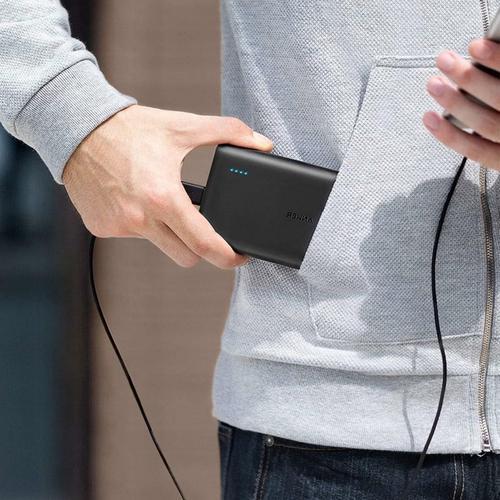 Anker PowerCore 4.8A 15600mAh Portable Power Bank with PowerIQ - Black