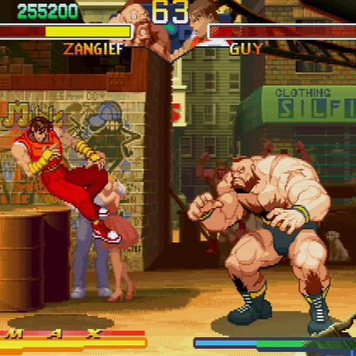 Street Fighter 30th Anniversary Edition (PS4)