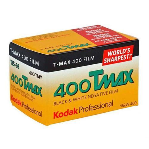 Kodak Professional T-Max 400 B&W 35mm Film - 36EXP
