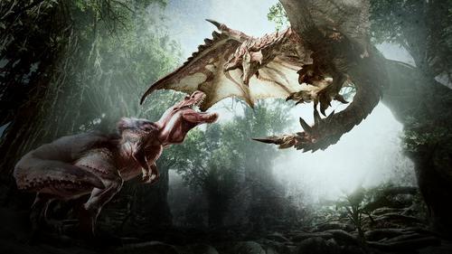 Monster Hunter: World (Sony PS4)