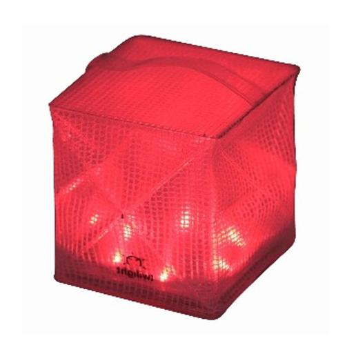 Solight Solar Twilight Portable LED Inflatable Lantern