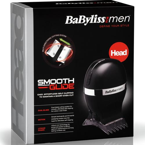 BaByliss Smooth Glide Hair Clipper - Black