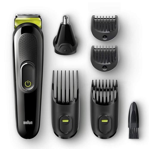 Braun 6-in-1 Cordless Multi-Grooming Kit