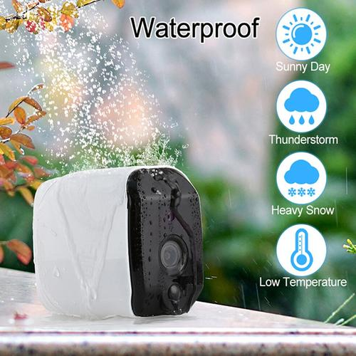 Clever Dog Wireless Waterproof Battery Powered Wifi Home Security Camera