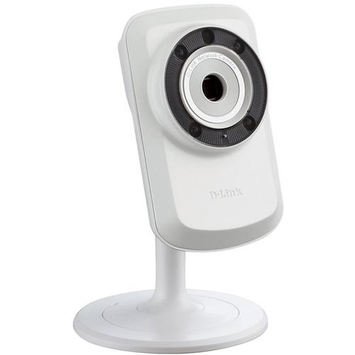D-Link Wireless Day/Night Cloud IP Camera - White