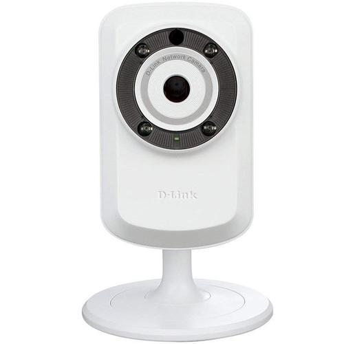 D-Link Wireless Day/Night Cloud IP Home Security Camera - White