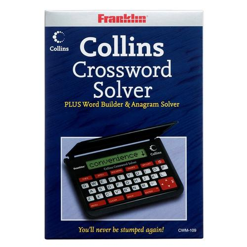 Franklin Collins Crossword Solver