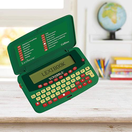 Lexibook Deluxe Electronic Scrabble Dictionary
