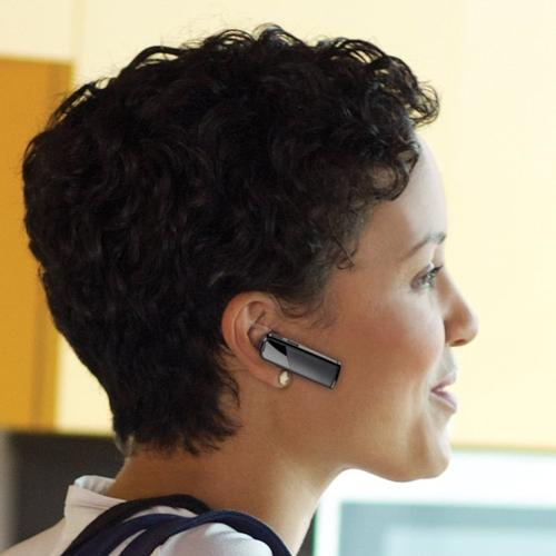 Plantronics Explorer 80 Wireless Bluetooth Headset - Onyx Black