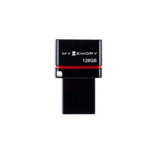 MyMemory 128GB Dual USB-C & USB 3.1 Flash Drive - 200MB/s