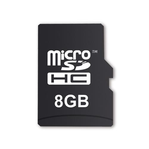 MyMemory LITE 8GB Micro SD Card (SDHC) + Adapter