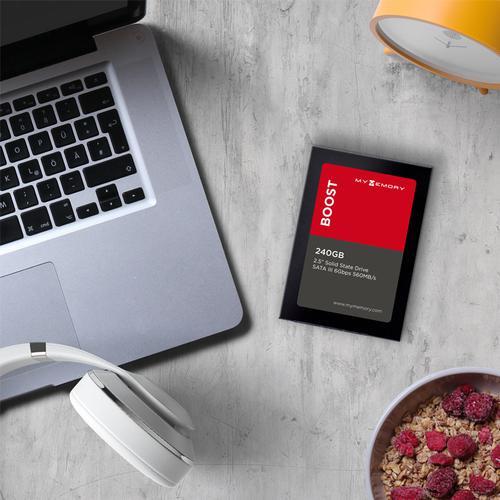 """MyMemory Boost Internal SSD Drive 2.5"""" SATA III 240GB - 560MB/s"""