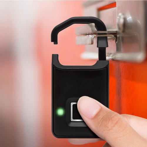 Aquarius Fingerprint Smart Padlock