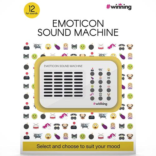 Emoticon Sound Machine
