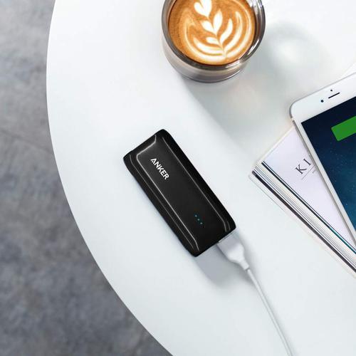 Anker Astro E1 2A 5200mAh Portable Power Bank - Black