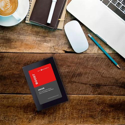 """MyMemory Boost Internal SSD Drive 2.5"""" SATA III 480GB - 560MB/s"""