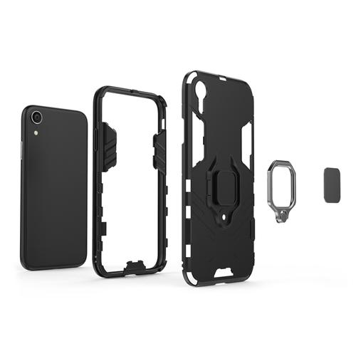 oneo ARMOUR Grip iPhone XR Protective Case - Black