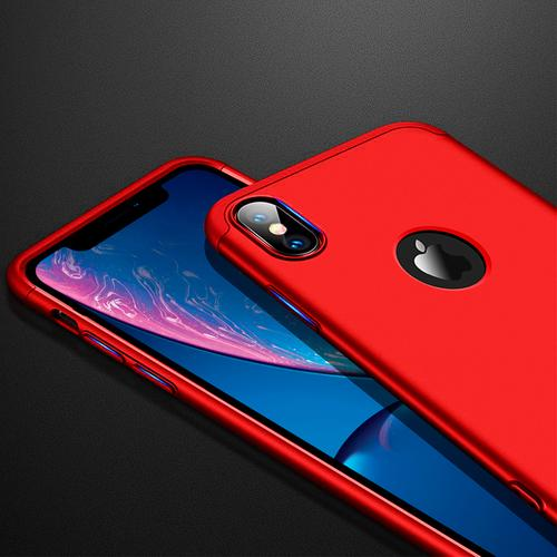 oneo SLIM iPhone XS Max Case - Red