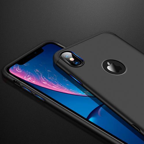 oneo SLIM iPhone XS Max Case - Black