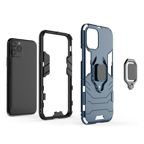 oneo ARMOUR Grip iPhone 11 Pro Max Protective Case - Blue