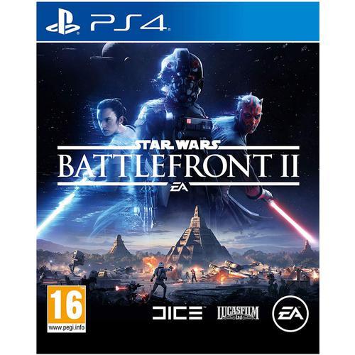 Star Wars Battlefront II (Sony PS4)