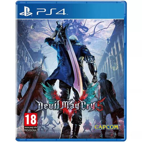 Devil May Cry 5 (Sony PS4)