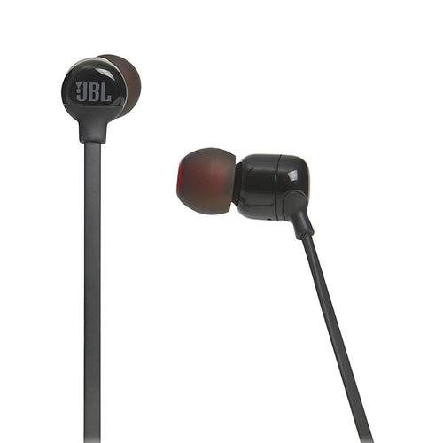 JBL Tune 110BT Wireless Earphones - Black