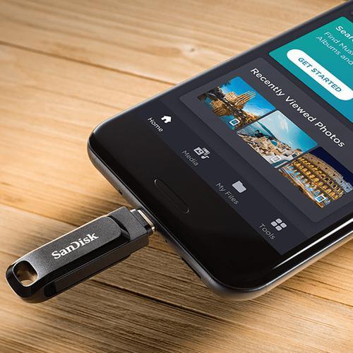 SanDisk 128GB Ultra Dual Drive Go USB Typ-C Flash-Laufwerk - 150MB/s