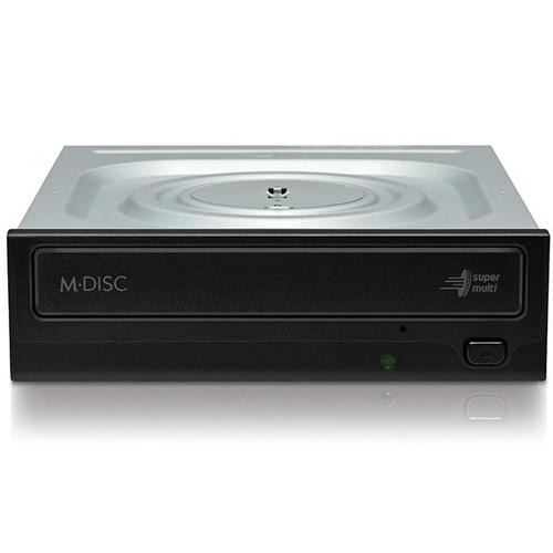LG Hitachi HLDS 24x Super-Multi Internal DVD Writer - Black