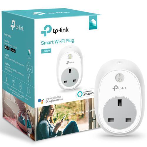 TP-Link Kasa Smart Wi-Fi Plug (HS100)