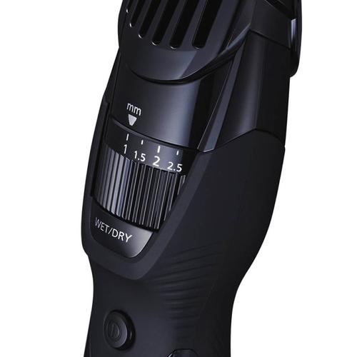 Panasonic Wet/Dry Rechargeable Beard Trimmer (ERGB42K) - Black