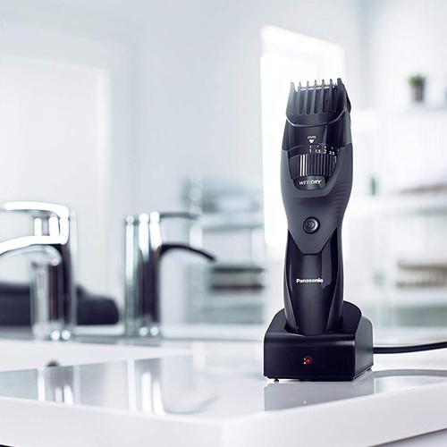 Panasonic Wet/Dry Rechargeable Beard Trimmer (ERGB42K) - Black